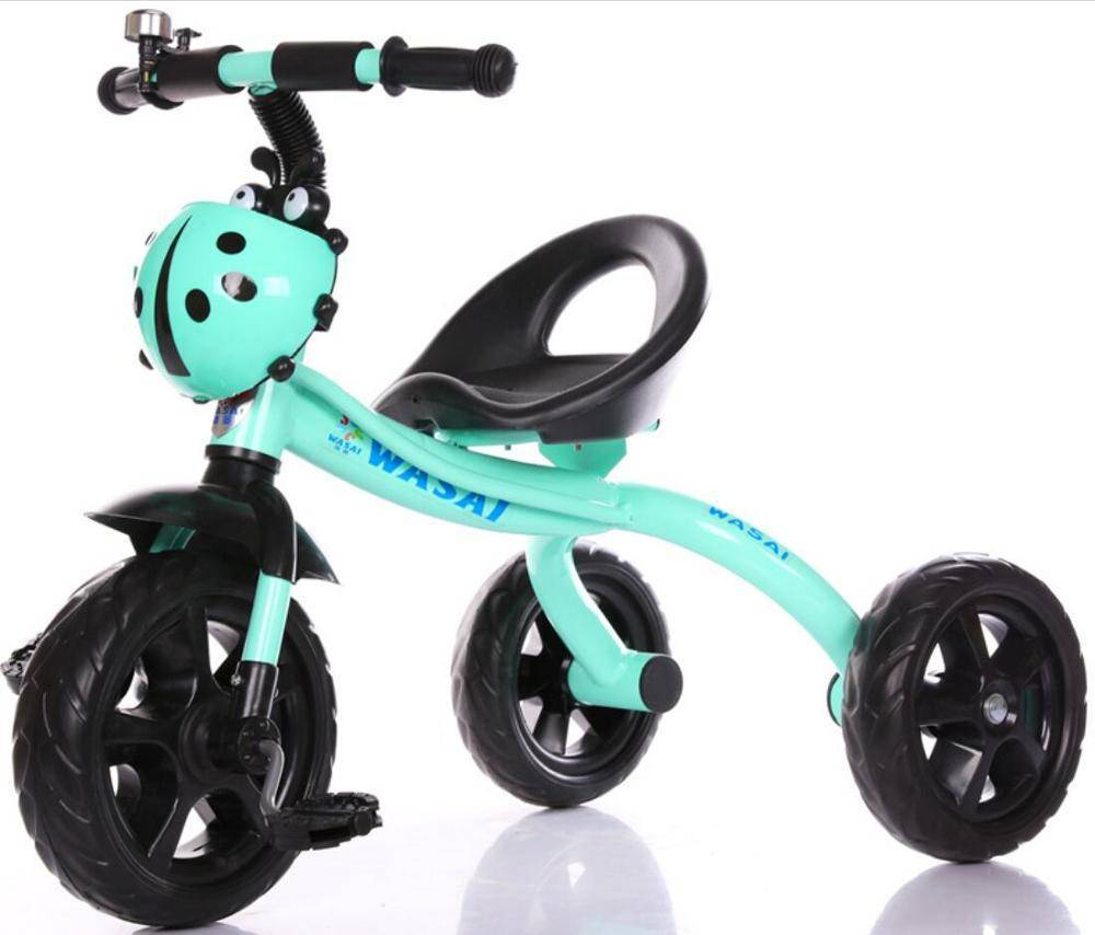 Factory of kids pedal bicycle for baby /baby tricycle with UCP bright wheel