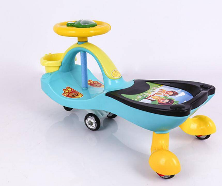 swing car ride on toys with environmental protection from directly manufacturer