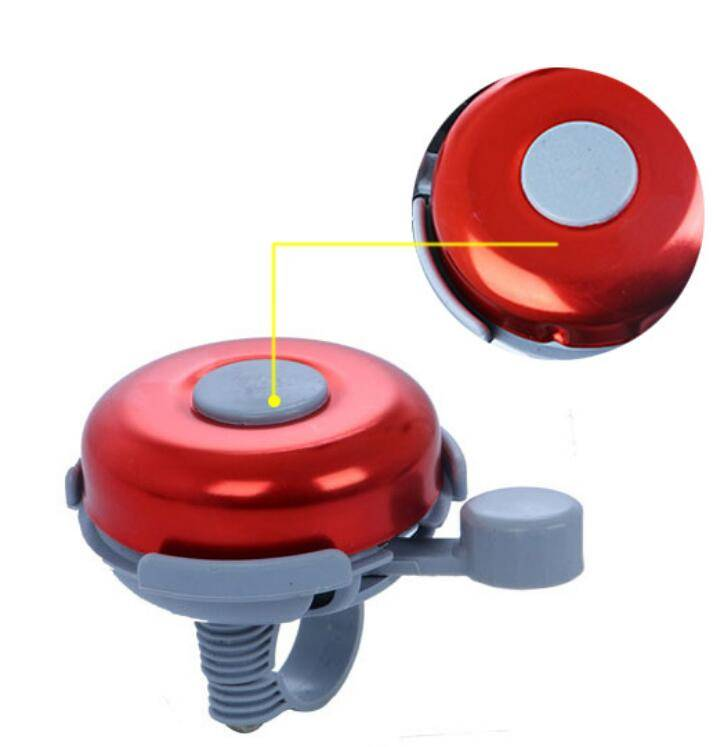 Durable Metal custom Bicycle Bell with attractive price from an direct factory