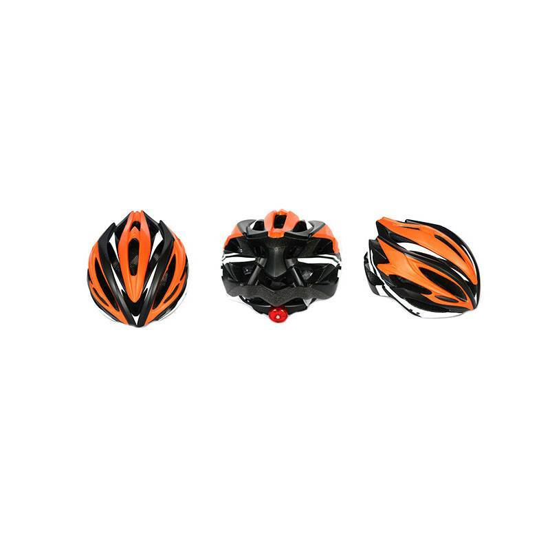 Mountain Bike New Design Cycling Integrated Outdoor Sports Helmet Manufacturer with LED Light