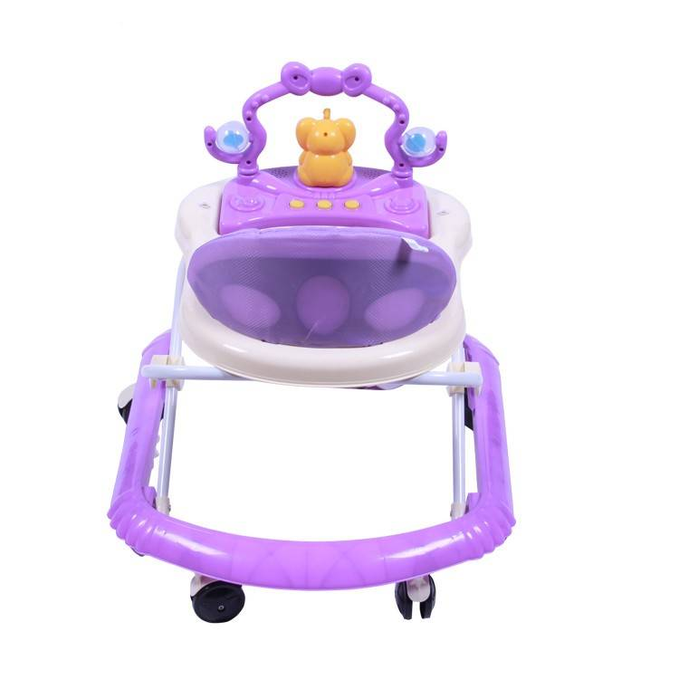 Wholesale 8 wheels baby walker bike / folding baby swing stroller / lovely toys baby walker for kid
