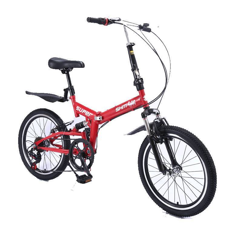 fashion hot sale 20 inch folding bike/light weight mini folding bicycle/OEM service 7 speed foldable cycle