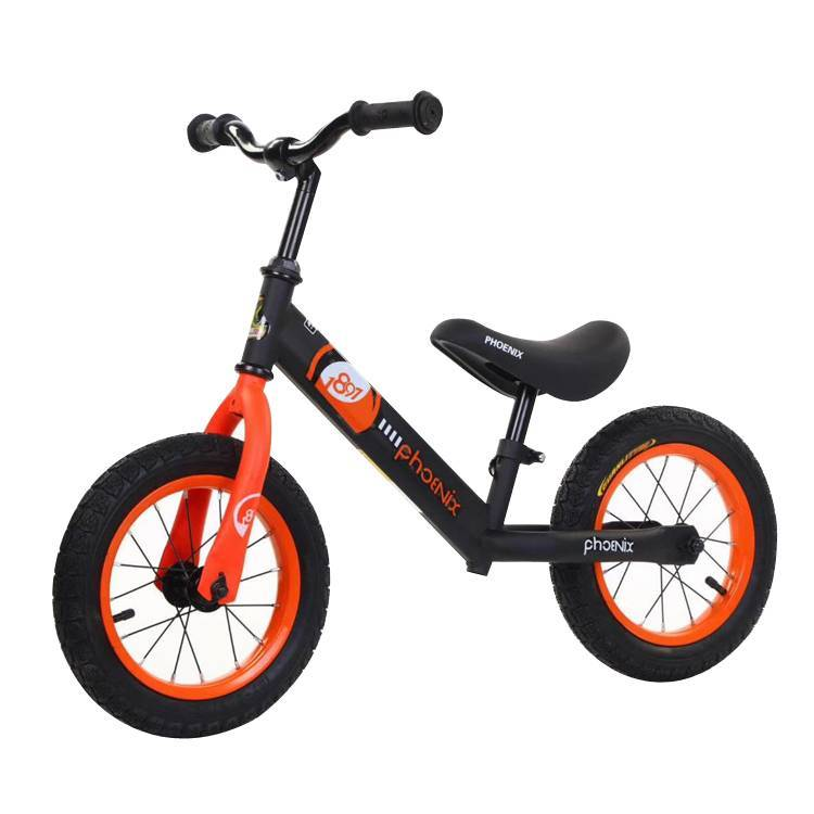 new fashion ride on toy  balance bike /2 wheels balance bike no pedals/ push along balance bike Featured Image