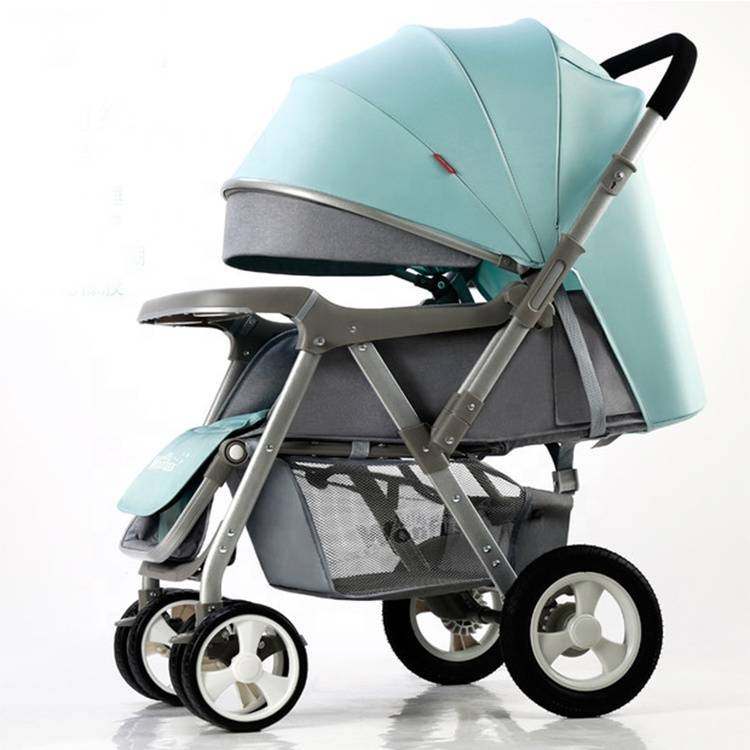 classic stroller easy fold/simple design portable baby push chair baby stroller  /2017 simple mini folding stroller