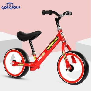 Wholesale lightweight kids children balance bike mini baby balance bike for 1-3 years old kids