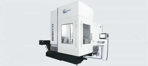 MX 5-AXES VERTICAL MACHINING CENTER
