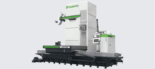 DBM HORIZONTAL BORING AND MILLING MACHINING CENTER