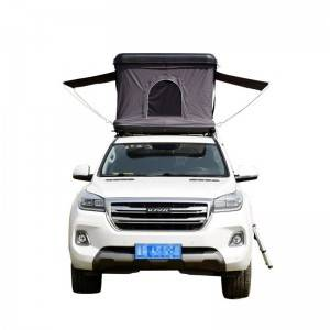 Automatic  ABS hard shell waterproof roof top car camping tent