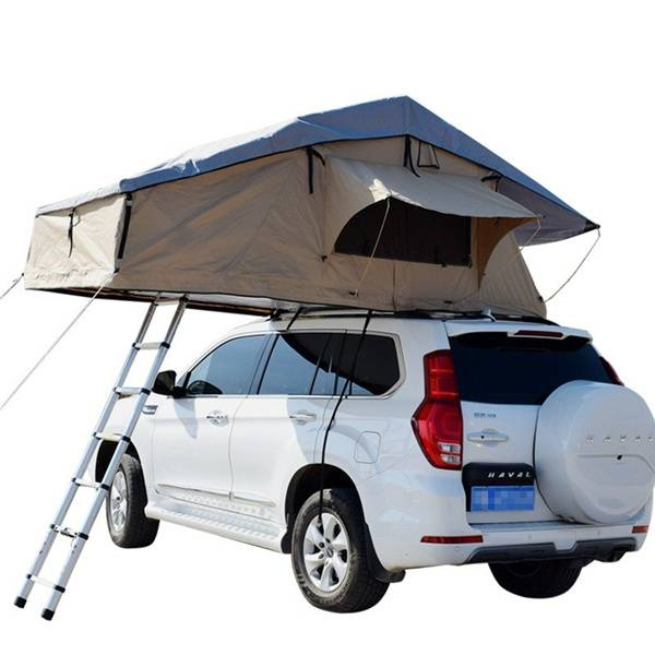 6803-Factory direct supply 4wd  camping car roof top tents with annex Featured Image