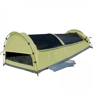 Camping Canvas Swag Tent