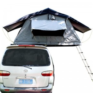 Factory Outlets Hard Shell Rooftop Tents For Trucks - Car Roof Top Tent for Camping – Arcadia