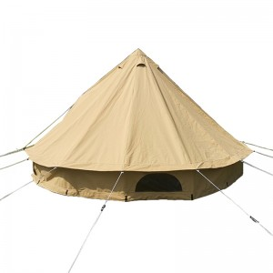 2020 China New Design With Stove Hole - Bell Tent – Arcadia