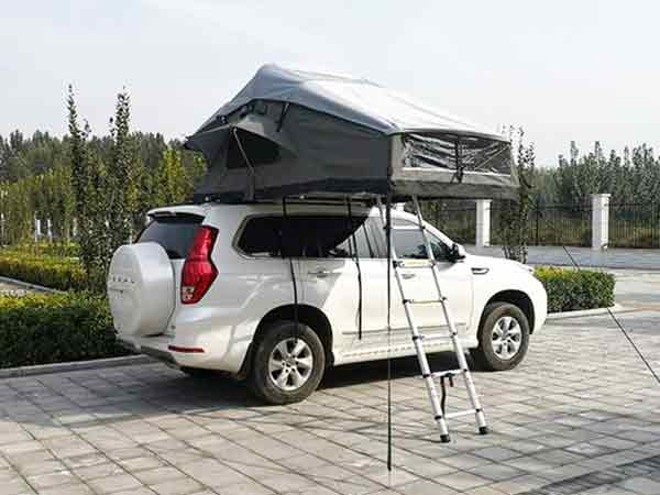 Why choose our roof tent?