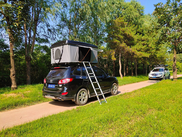 Why choose the Roof top tents?