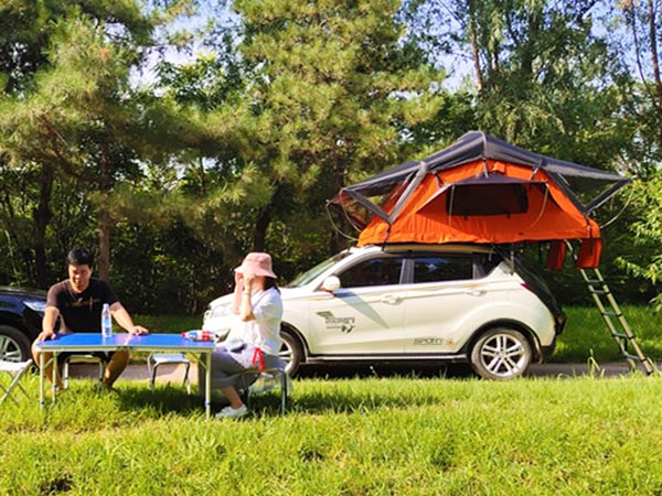 Why choose the roof tent?