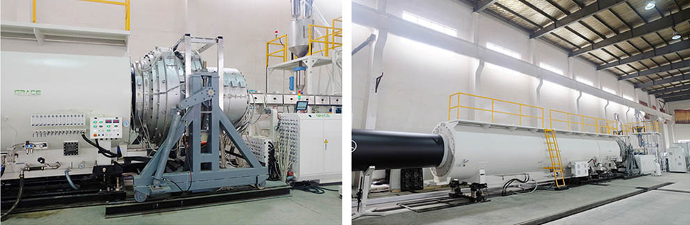 1600mm PE Pipe Extrusion Line2