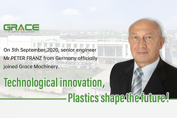 Technological innovation,   Plastics shape the future!