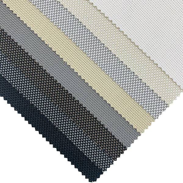 Window Roller Outdoor Sunshades Vinyl Sunscreen Blinds Fabric Featured Image