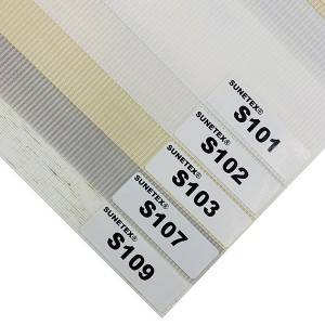 China Factory Supply Zebra Blinds Fabric With Competitive Price