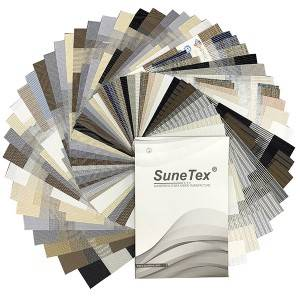 China Roller Blinds Day & Night Shades Part Component Office Sunscreen Fabric