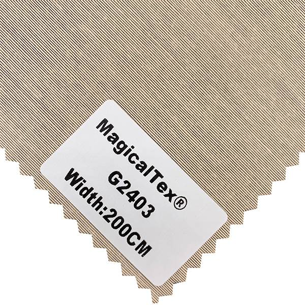Eco-Friendly Roller Fabric Polyester Semi Blackout Featured Image