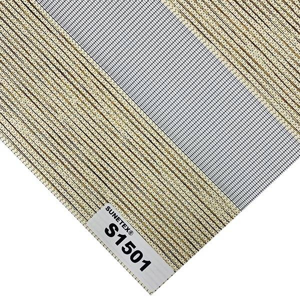 European Style Rainbow Blinds Fabric Polyester