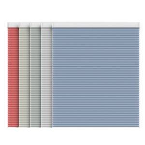 Factory Price Horizontal Dual Shades Honeycomb Fabric For Office