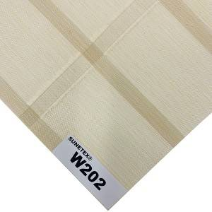 Factory Price Verman Blinds Fabric Semi-Blackout