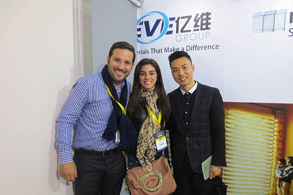 Groupeve took part in R+T Asia 2016 during Mar. 2016