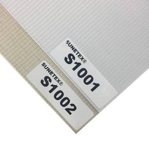 High Quality Day And Night Blinds Fabric 100% Polyester