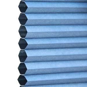 New Design Wholesale Honeycomb Organ Curtain Fabric 38mm