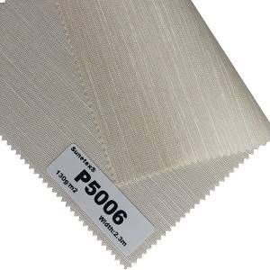 Slubby Yarn Blind Fabric Double Face Dip Coating