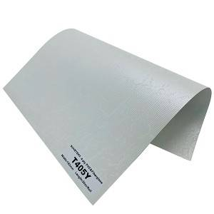 Top Quality PVC Coated Fiberglass Blackout Fabric For Office