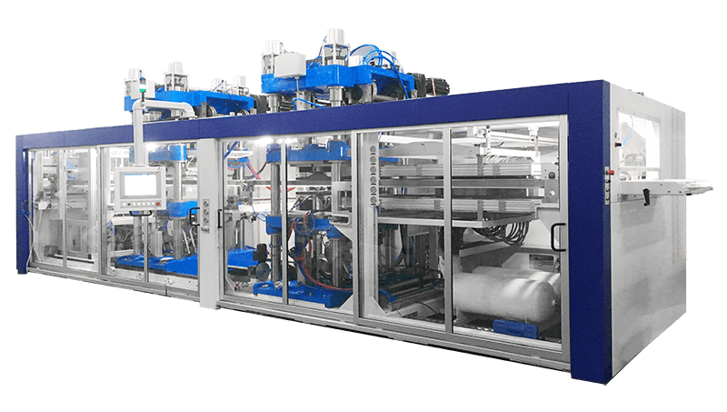 What is thermoforming technology?