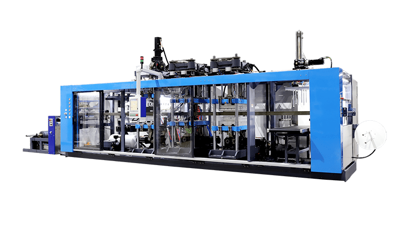 PP plastic requirements and processing technology for plastic thermoforming machines