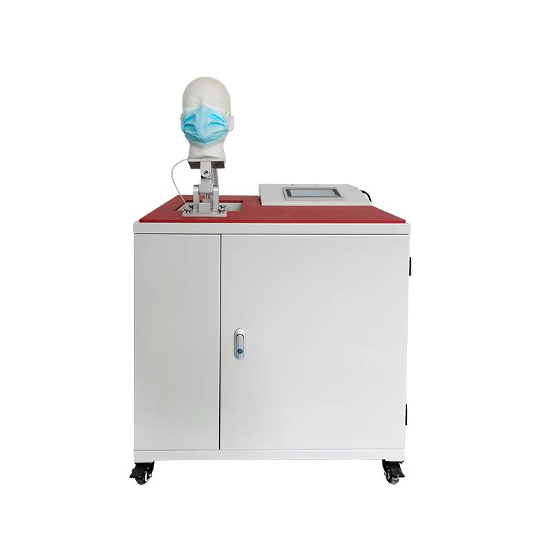 Mask and Respirator Breathing Resistance Testing Machine