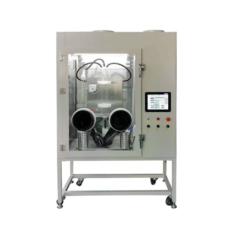 Mask Bacterial Filtration Efficiency Test Equipment BFE tester