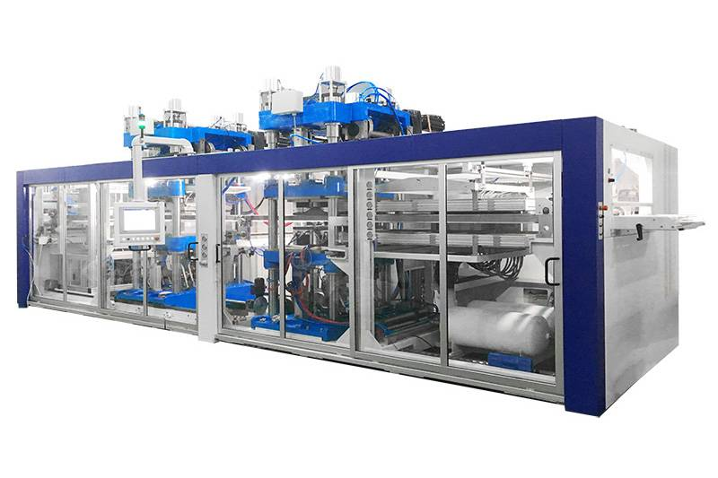 Automatic Plastic Thermoforming Machine Featured Image
