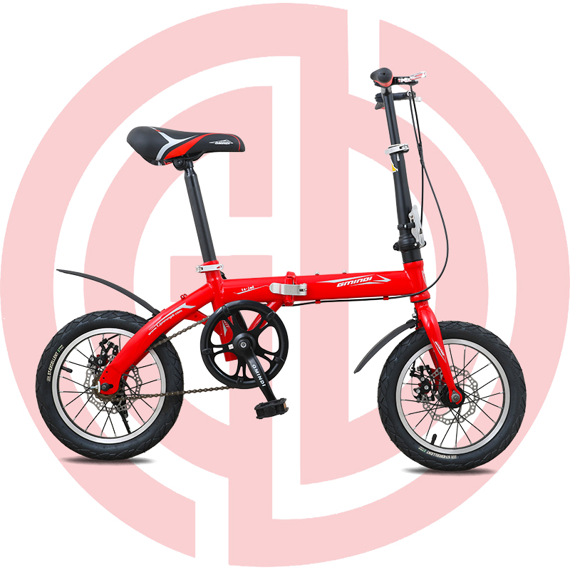 GD-CFB-002(RED): ALLOY FRAME 20″,FOLDING BIKE,FOLDEN BIKE, MINI FOLDING BIKE Featured Image