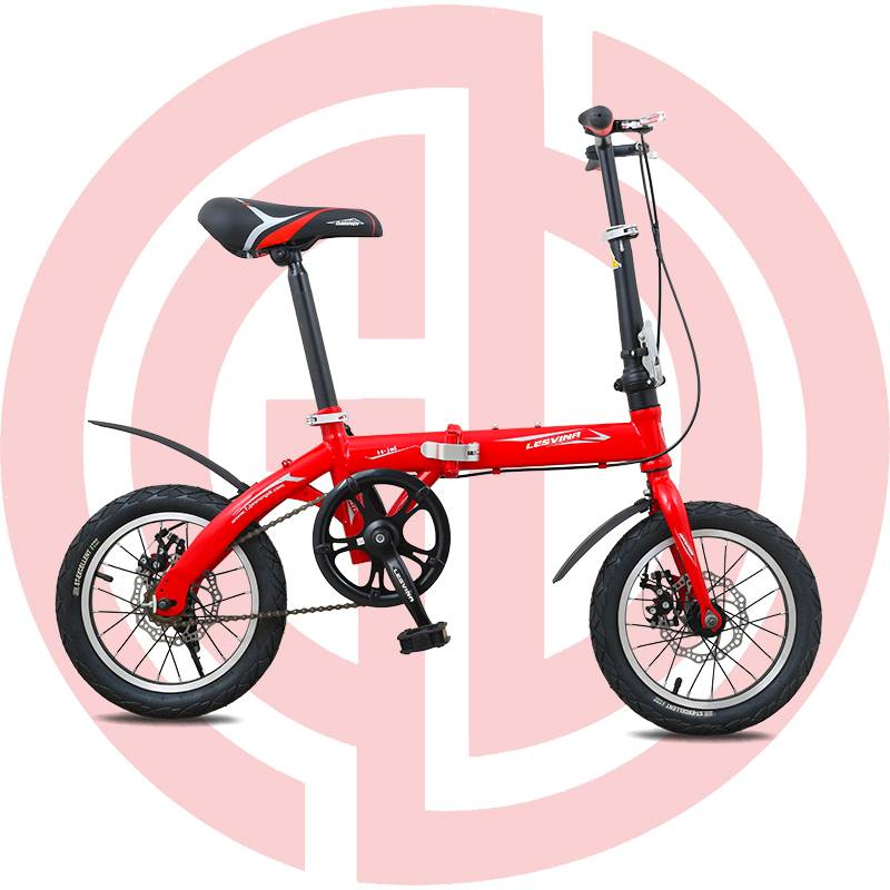 GD-CFB-002(RED): ALLOY FRAME 20″,FOLDING BIKE,FOLDEN BIKE, MINI FOLDING BIKE
