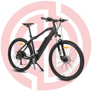 GD-EMB-014: Powerful electric mountain bike,36V 250W, rear mounted motor, alloy frame