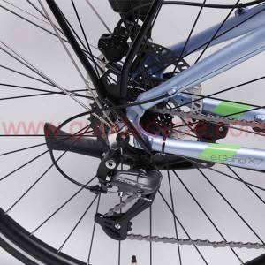 GD-EMB-011:  Electric Mountain Bicycle, 36v ,28 Inch, lithium battery, 6061aluminum alloy,  motor 250w