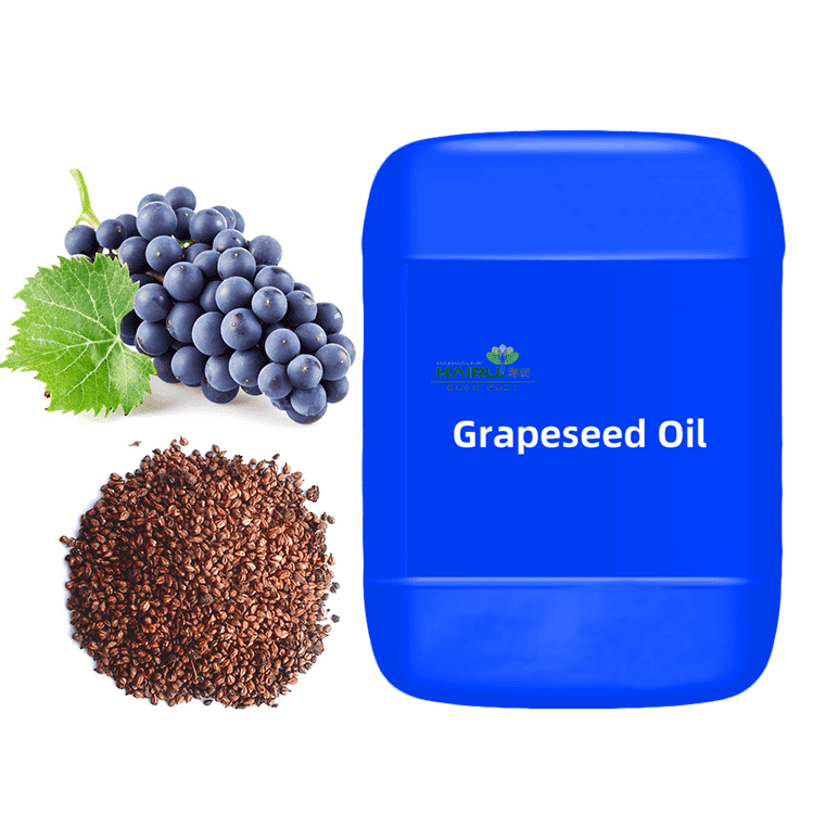 Pure Grapeseed Oil cold pressed for Skincare