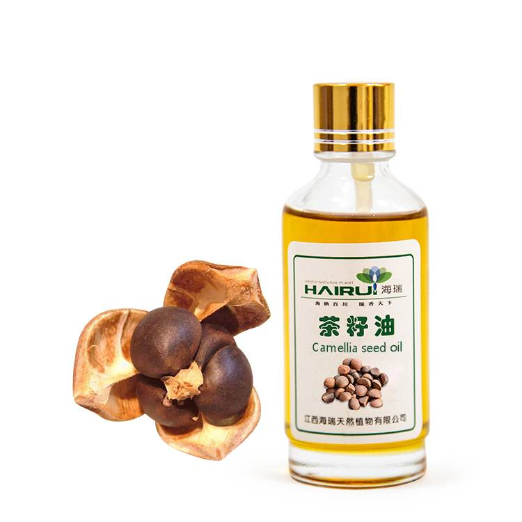 Natural Cold Pressed Camellia Oil