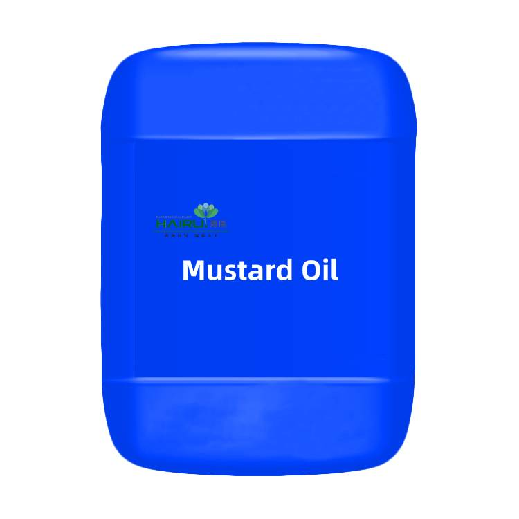Toothpaste Preparation Pure Mustard Essence Oil