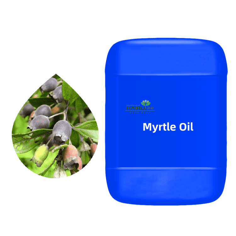 China Supplier Myrtle Oil essential oil