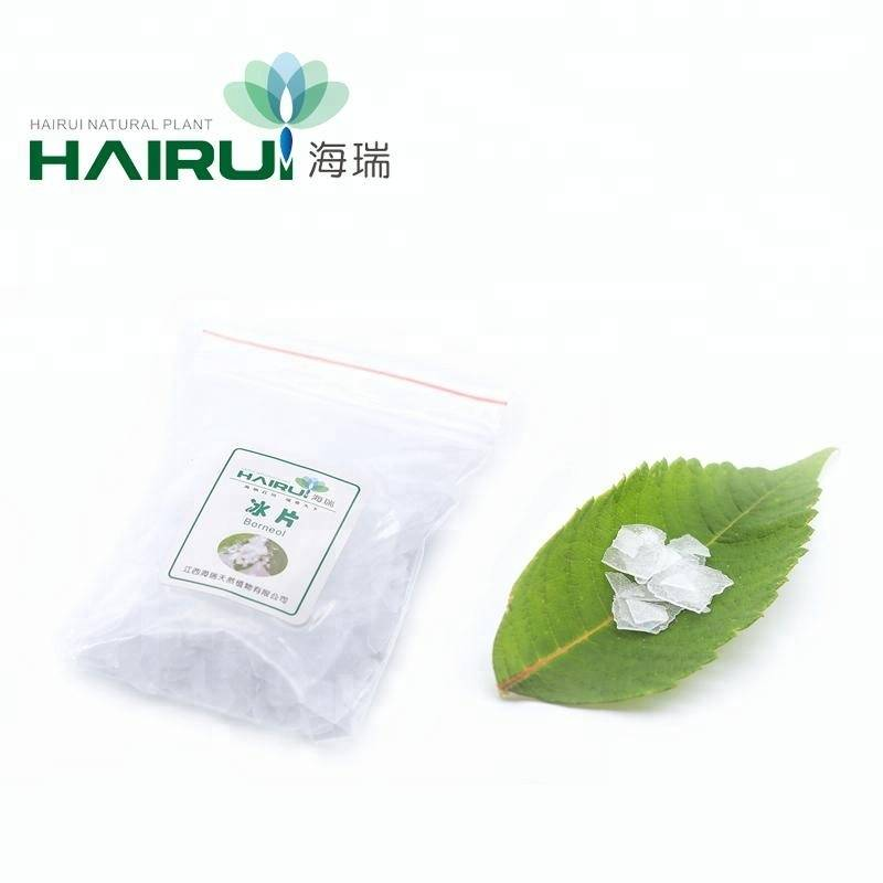 Synthetic Borneol Powder From Factory