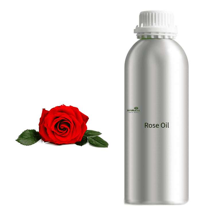 high quality Organic 100 % Skin Care Natural pure Rose Oil Featured Image