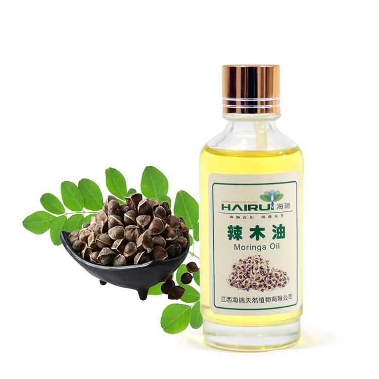 China Supplier Moringa Oil essential oil
