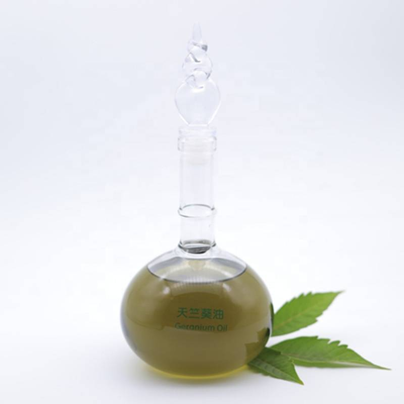 For Daily products Flavor / Food and tobacco flavours/ Organic Geranium oil